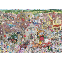 thumb-I Love Weddings - puzzel van 1000 stukjes-2