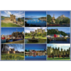 Gibsons Postcards from Scotland 2 - 1000 piece jigsaw puzzle