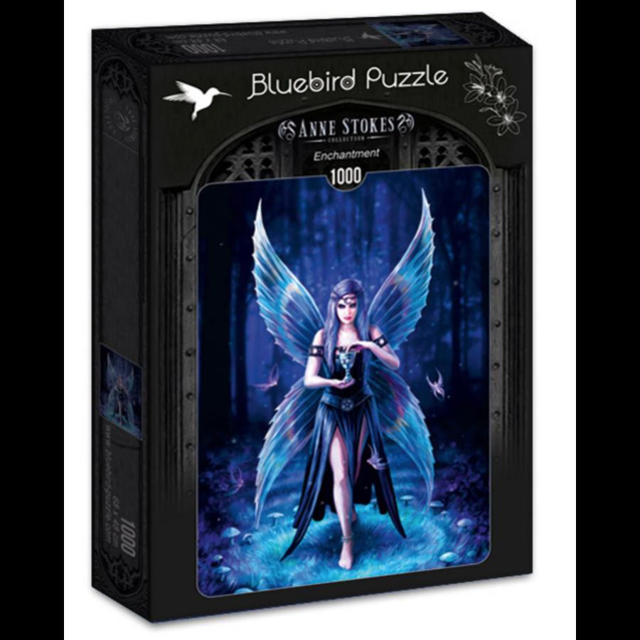 Enchantment - puzzel van 1000 stukjes-2