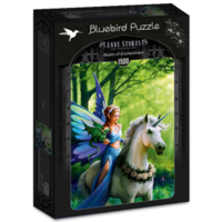 thumb-Realm of Enchantment - puzzle of 1500 pieces-2