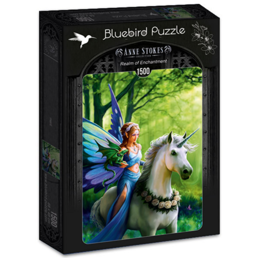 Realm of Enchantment - puzzle of 1500 pieces-2