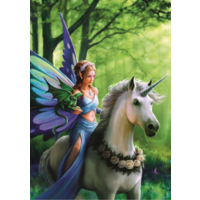 thumb-Realm of Enchantment - puzzle of 1500 pieces-1