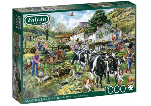 Falcon Another day on the farm - 1000 pieces