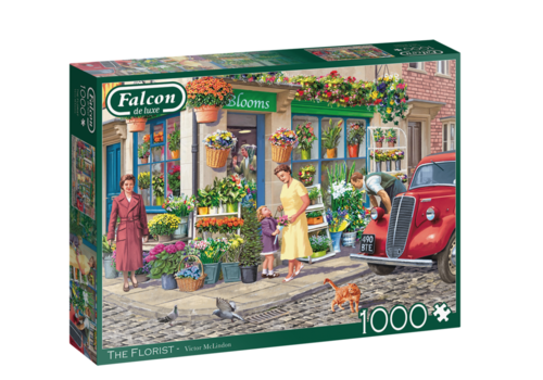 Falcon De bloemist - 1000 stukjes