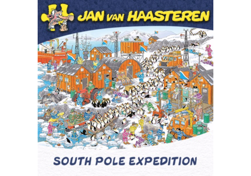 Jumbo PRE-ORDER: Zuidpool Expeditie - JvH - 1000 stukjes