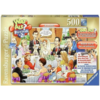 Ravensburger What if? N°2 - The marriage - 500 pieces
