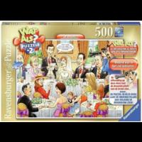 Wat als? n°2 - De Bruiloft - 500 stukjes