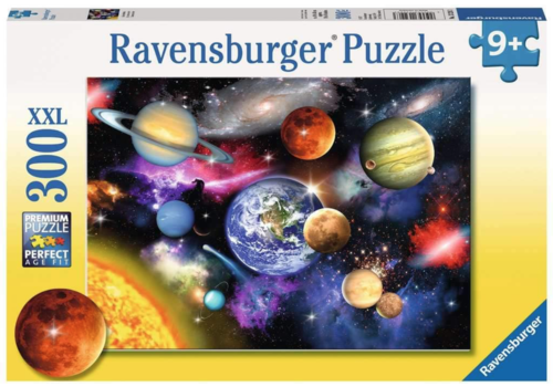 Ravensburger Zonnestelsel - 300 stukjes