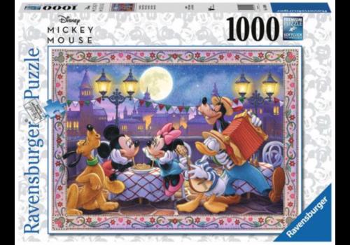 Ravensburger Mosaic Mickey - 1000 stukjes