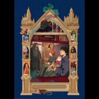 thumb-Harry Potter - Weg naar Hogwarts - puzzel van  1000 stukjes-2