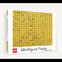 thumb-LEGO - Minifigure Faces - puzzle - 1000 pieces-1