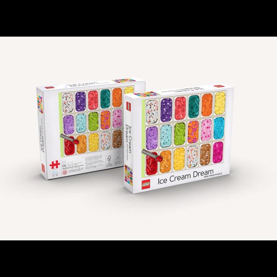 LEGO - Ice Cream Dream  - puzzel - 1000 stukjes-3