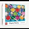 Chronicle Books LEGO - Paint Party  - puzzel - 1000 stukjes