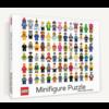 Chronicle Books LEGO - Minifigure - puzzel - 1000 stukjes