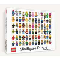 thumb-LEGO - Minifigure - puzzle - 1000 pièces-1