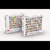thumb-LEGO - Minifigure - puzzle - 1000 pièces-3