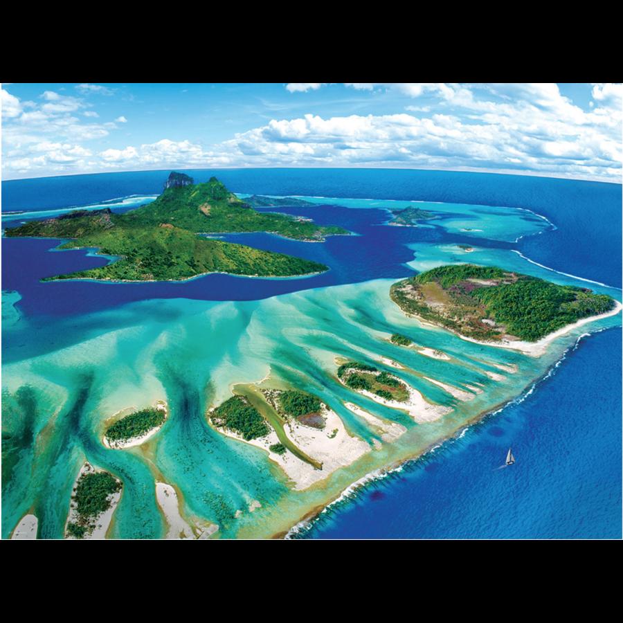 Het koraalrif - puzzel van 1000 stukjes-1