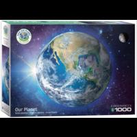 thumb-Notre planète - puzzle de 1000 pièces-1