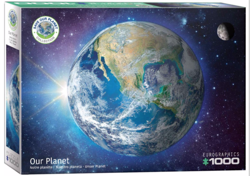Eurographics Puzzles Our Planet - 1000 pieces