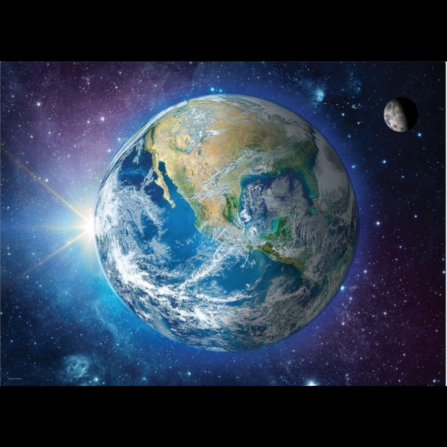 Notre planète - puzzle de 1000 pièces-2