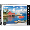 Eurographics Puzzles Peggy's Cove - Nova Scotia - puzzle de 1000 pièces