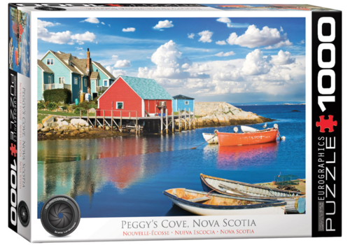 Eurographics Puzzles Peggy's Cove - Nova Scotia - 1000 pieces