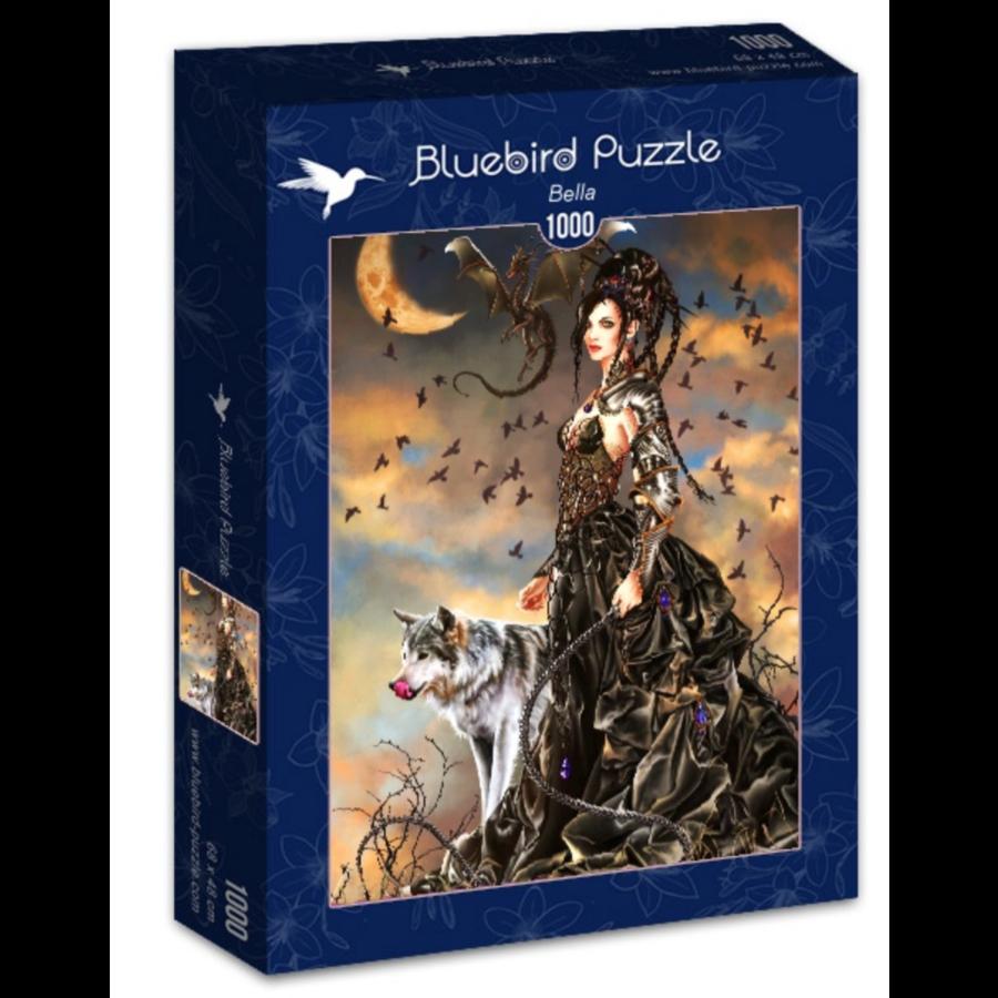 Bella - puzzel van 1000 stukjes-2