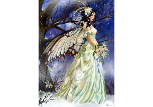Bluebird Puzzle Mist Bride - 1000 pieces