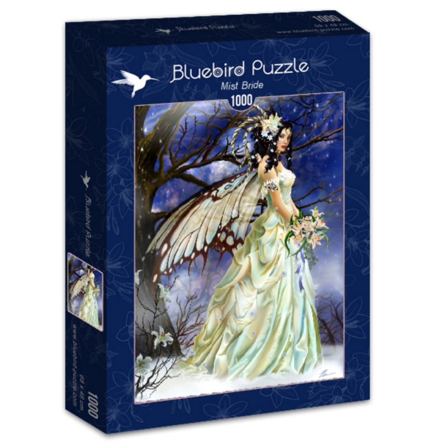 Mist Bride - puzzle de 1000 pièces-2