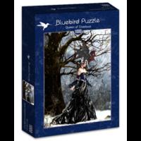 thumb-Queen of Shadows - puzzle de 1000 pièces-2