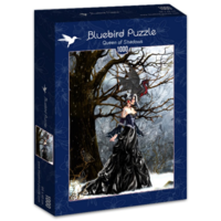 thumb-Queen of Shadows - puzzle of 1000 pieces-2