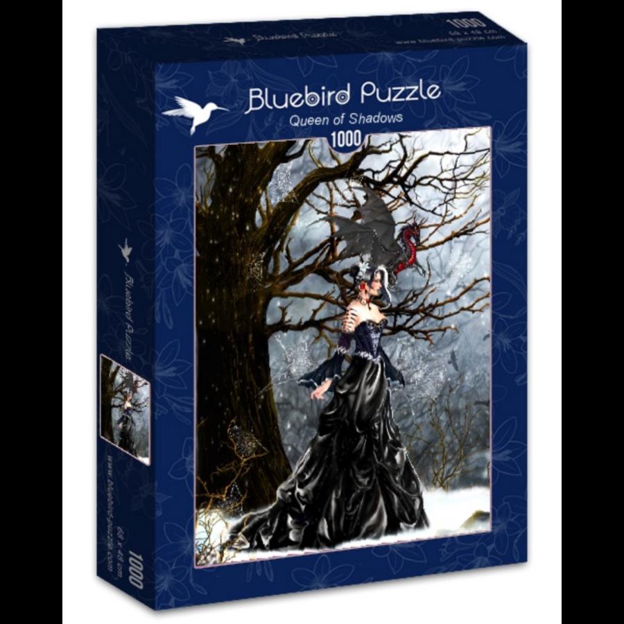 Queen of Shadows - puzzle de 1000 pièces-2