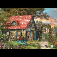 thumb-The Country Shed - puzzel van 500 XXL stukjes-1