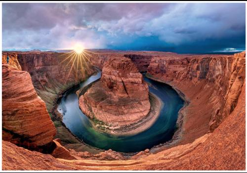 Schmidt Le Glen Canyon - 1000 pièces