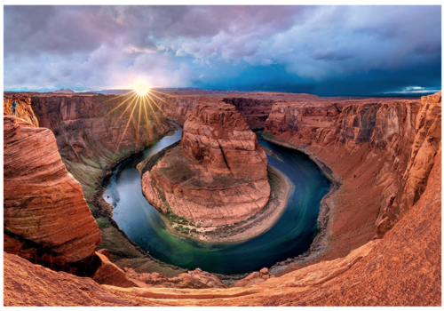 Schmidt The Glen Canyon - 1000 pieces