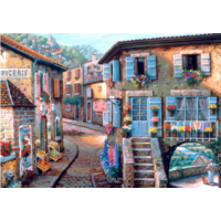 thumb-The florist - puzzle of 1000 pieces-1