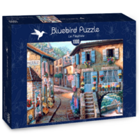 thumb-The florist - puzzle of 1000 pieces-2