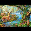 Bluebird Puzzle Het leven in het bos - puzzel van 1500 stukjes