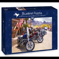 thumb-Route 66 - Motorcycles - puzzel van 1000 stukjes-2