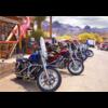 Bluebird Puzzle Route 66 - Motorcycles - puzzel van 1000 stukjes
