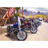 Bluebird Puzzle Route 66 - Motorcycles - puzzle de 1000 pièces
