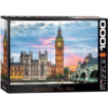 Eurographics Puzzles London - Big Ben - 1000 pieces - jigsaw puzzle