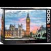 Eurographics Puzzles London - Big Ben - puzzel van 1000 stukjes