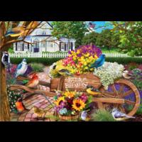thumb-Bed & Breakfast - puzzle de 1000 pièces-1