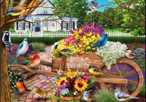 Bluebird Puzzle Bed & Breakfast - 1000 stukjes