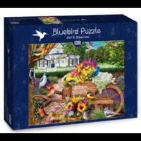 thumb-Bed & Breakfast - puzzel van 1000 stukjes-2