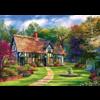 Bluebird Puzzle De verborgen cottage - puzzel van 1000 stukjes