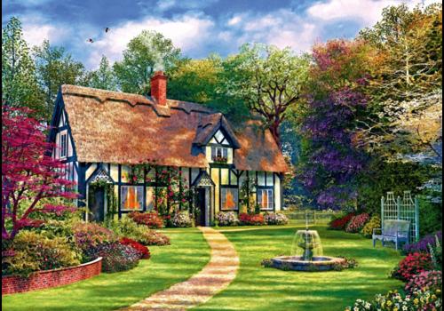 Bluebird Puzzle The hideaway cottage - 1000 pieces