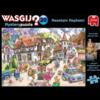 Jumbo Wasgij Mystery 20 - Mountain Mayhem - 1000 stukjes