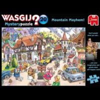 thumb-Wasgij Mystery 20 - Mountain Mayhem - 1000 stukjes-1